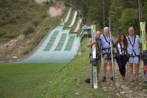 Ski jumping in Slovenia